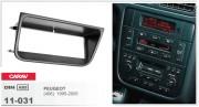 Carav Переходная рамка Carav 11-031 Peugeot (406) 1995-2005, 1-DIN