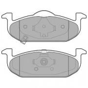 Тормозные колодки DELPHI LP2695
