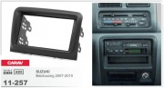 Переходная рамка Carav 11-257 Suzuki Beidouxing 2007-2010, 2-DIN