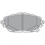Тормозные колодки DELPHI LP3378