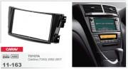Переходная рамка Carav 11-163 Toyota Caldina (T240) 2002-2007, 2-DIN