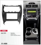 Переходная рамка Carav 11-466 Toyota Camry (USA-version) 2011+, 2-DIN