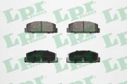 Тормозные колодки LPR 05P876