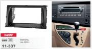 Переходная рамка Carav 11-337 Toyota Isis 2004+, 2-DIN