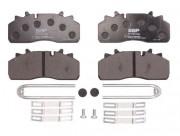 Тормозные колодки SBP 07-P29159