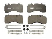 Тормозные колодки SBP 07-P29142