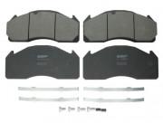 Тормозные колодки SBP 07-P29125