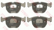 Тормозные колодки TRW GDB1261