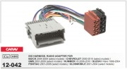 Переходник / адаптер ISO Carav 12-042 для Buick, Chevrolet, GMS, Hummer, Suzuki, Pontiac, Oldsmobile