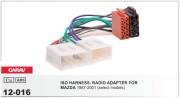 Переходник / адаптер ISO Carav 12-016 для Mazda 1987-2001