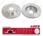 Гальмівний диск ABE C30005ABE