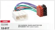 Переходник / адаптер ISO Carav 12-017 для Mitsubishi 1996-2006