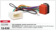 Переходник / адаптер ISO Carav 12-030 для Mitsubishi 2007+