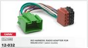 Переходник / адаптер ISO Carav 12-032 для Volvo 2004+ (select models)
