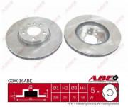 Тормозной диск ABE C3X016ABE