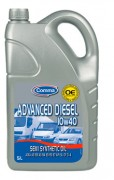 Моторное масло Comma Advanced Diesel 10w40