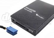 MP3-адаптер Falcon mp3-CD01 RD3 для Peugeot, Citroen