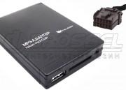 MP3-адаптер Falcon mp3-CD01 RD4 для Peugeot, Citroen