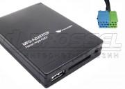 MP3-адаптер Falcon mp3-CD01 TOY3 для Peugeot, Toyota, Citroen