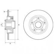 Тормозной диск DELPHI BG9137RS