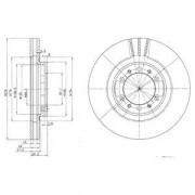 Тормозной диск DELPHI BG3099