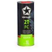 Мотоциклетное моторное масло Verylube 2T FC