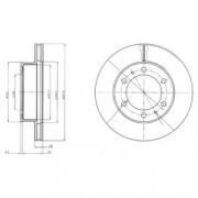Тормозной диск DELPHI BG4211
