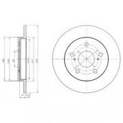 Гальмівний диск DELPHI BG4233
