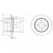 Тормозной диск DELPHI BG3054C