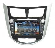 Штатна магнітола Road Rover для Hyundai Accent 2011+ на базі OS Android