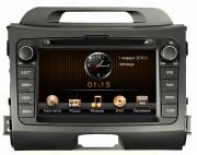 Штатная магнитола Road Rover для Kia Sportage R 2010+