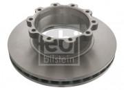 Тормозной диск FEBI 10005