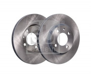 Тормозной диск FEBI 06512
