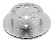 Тормозной диск FEBI 10639