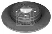 Тормозной диск FEBI 04628