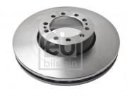 Тормозной диск FEBI 18019
