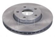 Тормозной диск FEBI 24565