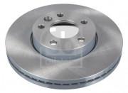 Тормозной диск FEBI 28504