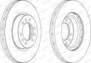 Тормозной диск BERAL BCR235A