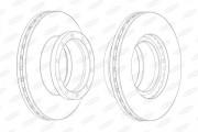 Тормозной диск BERAL BCR145A