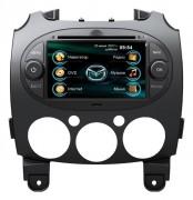Штатная магнитола Road Rover для Mazda 2