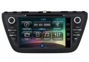 Штатная магнитола Road Rover для Suzuki SX4 2013 на базе OC Android