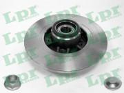 Тормозной диск LPR R1033PCA