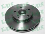 Тормозной диск LPR T2088V