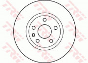 Тормозной диск TRW DF2645