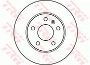 Тормозной диск TRW DF4051