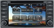 Штатная магнитола Road Rover для Toyota FJ Cruiser, Rav 4 до 2006, Camry 30 на базе ОС Android