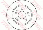 Гальмівний диск TRW DF1584