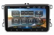 Штатная магнитола Road Rover для Volkswagen Passat, CC, Golf, Amarok, Multivan, Jetta, Tiguan, Touran на базе ОС Android