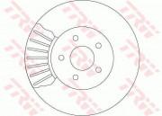 Гальмівний диск TRW DF4147